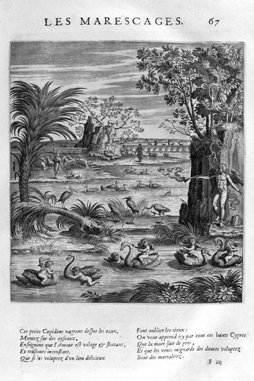 Marsh, 1615-Leonard Gaultier-Giclee Print