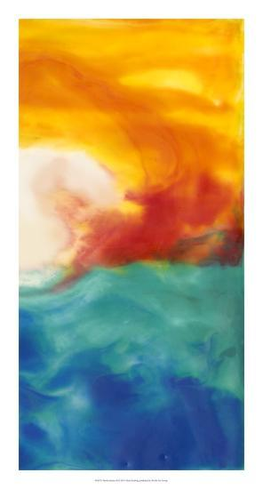 Marsh Sunrise II-Alicia Ludwig-Premium Giclee Print