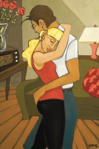 Dancing In The Living Room by Marsha Hammel