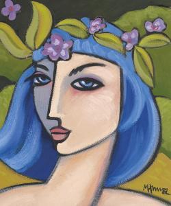Ethereal Beauty by Marsha Hammel