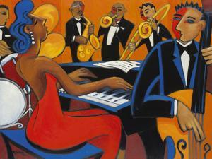 In the Groove, 1937 by Marsha Hammel