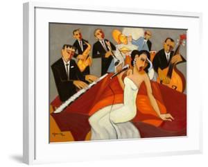 In The Mood - for Jazz by Marsha Hammel