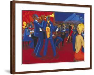 Jazz Club by Marsha Hammel