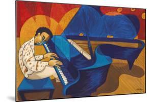 Keith Jarrett - Grand Piano Meditation by Marsha Hammel