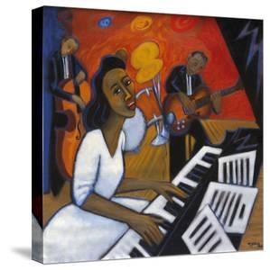 Mary Lou Williams by Marsha Hammel