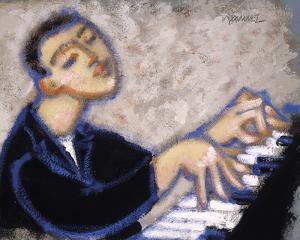 Piano by Marsha Hammel