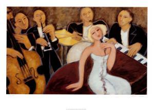 Quintet by Marsha Hammel