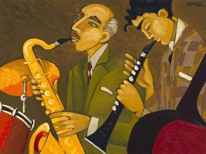 Sax & Clarinet! by Marsha Hammel