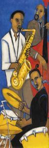 Second Jazz Quintet II by Marsha Hammel