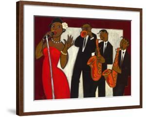 The Divine Miss B and her Sidemen by Marsha Hammel