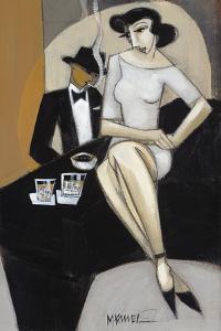 The Nightcap by Marsha Hammel