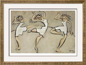 Three Graces by Marsha Hammel