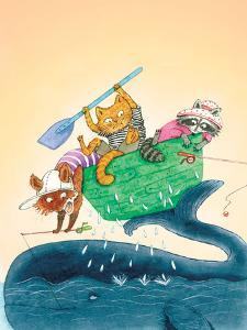 Big Fish - Playmate by Marsha Winborn