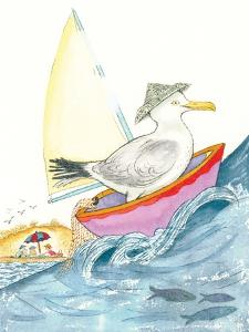 Sea Song - Playmate by Marsha Winborn