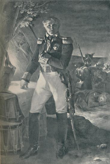 'Marshal Laurent Gouvion-Saint-Cyr', c1815, (1896)-Unknown-Giclee Print