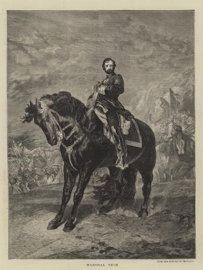 Marshal Prim--Giclee Print