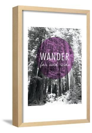 Wander Far and Wide by Marshall Laura