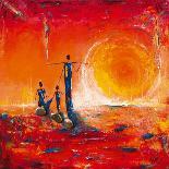 Soleil-Marso-Art Print