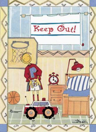 Rooms, Keep Out by Marta Arnau