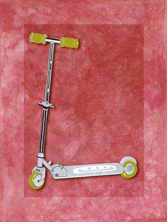 Scooter I by Marta Arnau