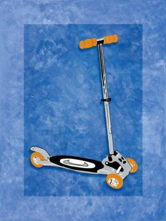 Scooter II by Marta Arnau