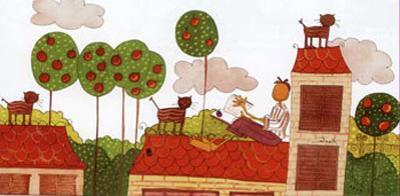 Tejados III by Marta Arnau