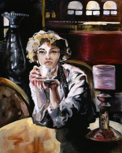 Cafe Mocha by Marta Gottfried