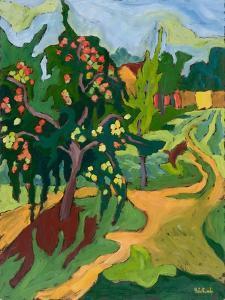 Appletree, 2006 by Marta Martonfi-Benke