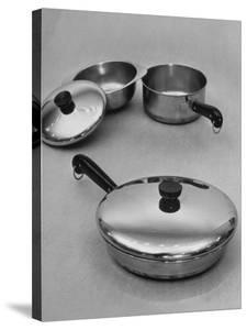 Revere Ware Cooking Utensils by Martha Holmes