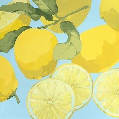 Fresh Lemons by Martha Negley
