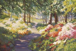 Winterthur's Azaleas by Martha Saudek