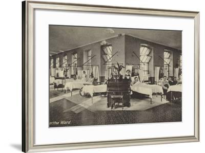 Martha Ward--Framed Photographic Print