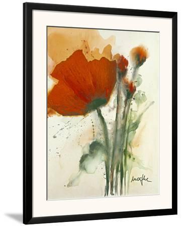 Bunch of Poppies I by Marthe
