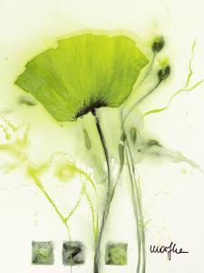 Coquelicot Vert I by Marthe