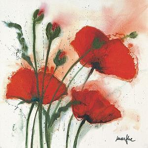 Beautiful poppy artwork for sale posters and prints art mohnblumen im wind i mightylinksfo