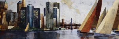 Arriving at Manhattan