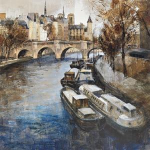 Notre-Dame, Paris by Marti Bofarull