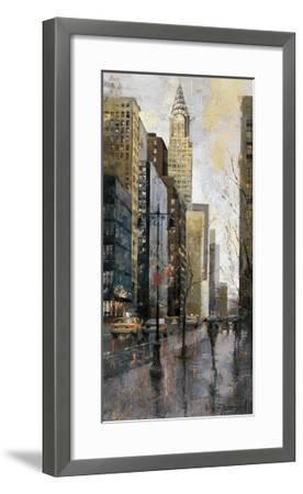 Rainy Day in Manhattan