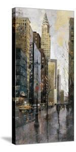 Rainy Day in Manhattan by Marti Bofarull