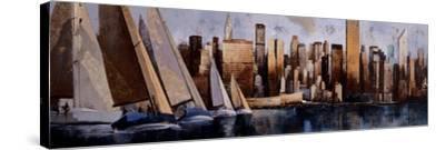 Sailing in Manhattan