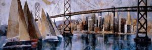 Sailing in San Francisco by Marti Bofarull