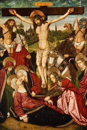 The Crucifixion, C.1480-90