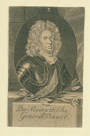 Christian Felix Bauer (1667-171)