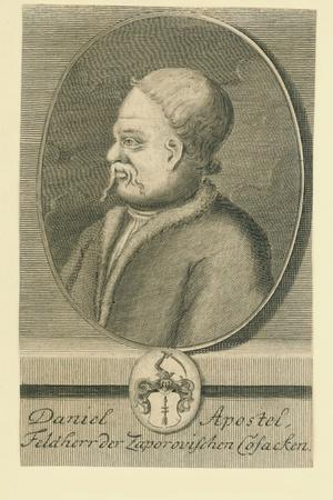 Hetman Danylo Apostol (1654-173)