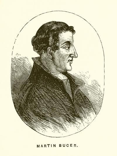 Martin Bucer--Giclee Print