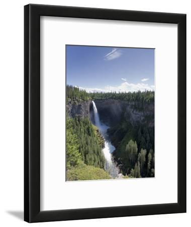 Helmcken Falls, Wells Grey Provincial Park, British Columbia, Canada, North America