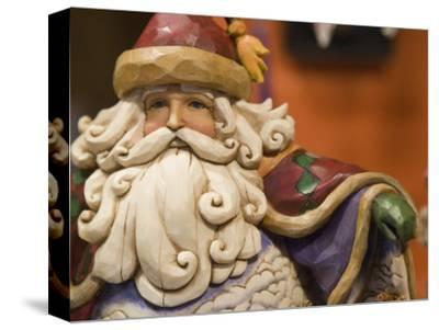 Santa Claus, Christmas Market, Cologne, Germany, Europe