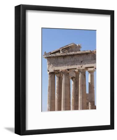 The Parthenon on the Acropolis, UNESCO World Heritage Site, Athens, Greece, Europe