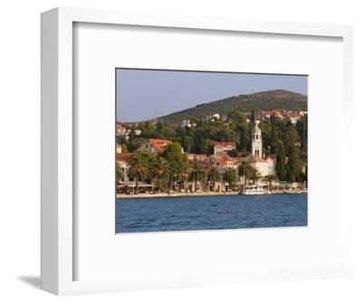 The Waterfront, Cavtat, Dalmatia, Croatia, Europe