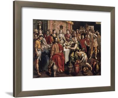 The Marriage at Cana, 1596-1597